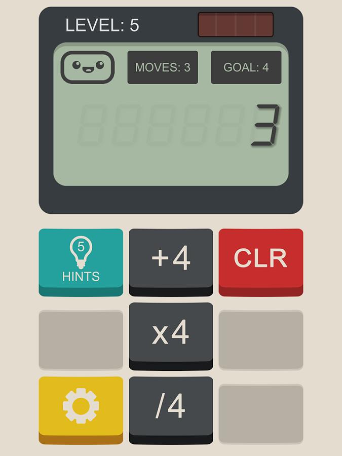计算器: 游戏