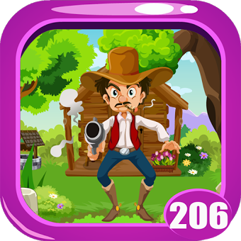 Cowboy Rescue Game Kavi - 206