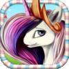 惊人的装扮小马我的魔法公主友谊PRO - 免费化妆了游戏的女孩