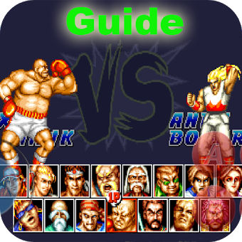 Guide for Fatal fury SPECIAL