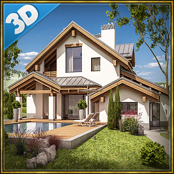 Can You Escape Deluxe House 3D