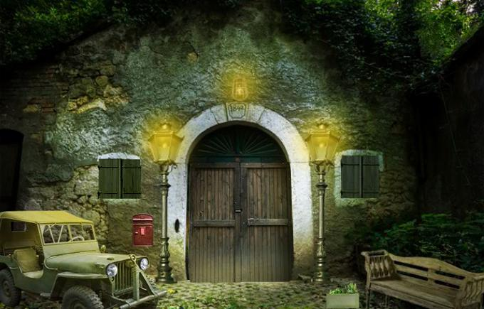 Can You Escape Old Wine Cellar