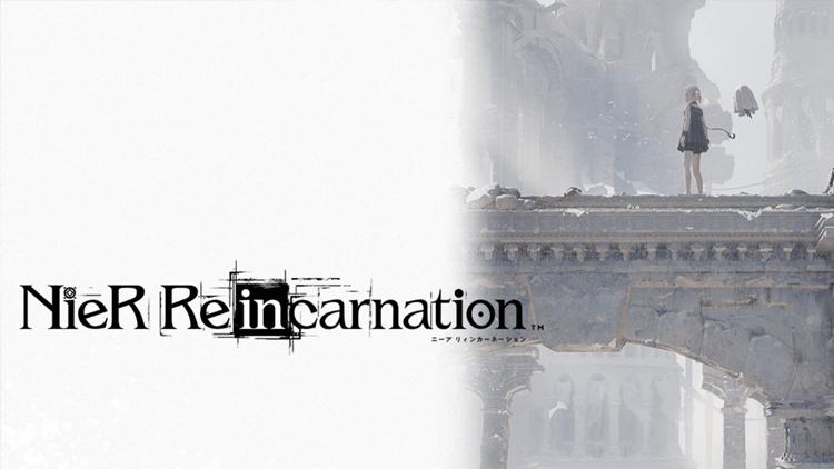 手游《尼尔 Re「in」carnation》公布,登陆iOS