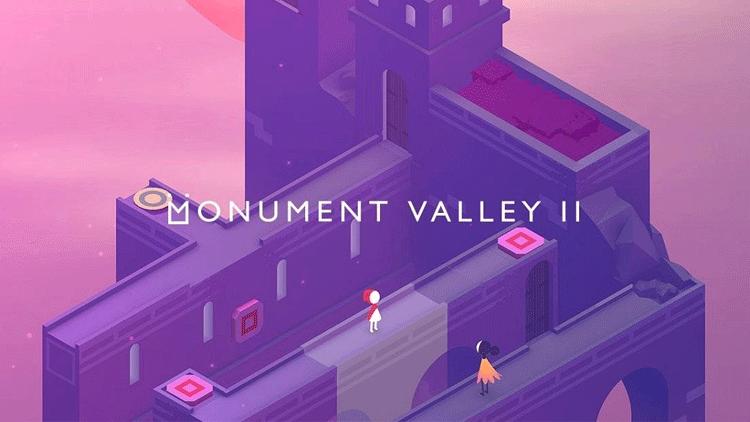 神秘冒险手机游戏《纪念碑谷2》限时免费下载