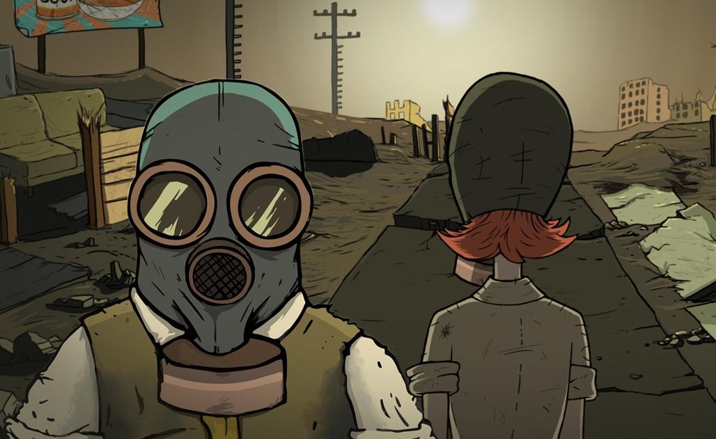 《避难所:生存》绝望而滑稽的末日求生