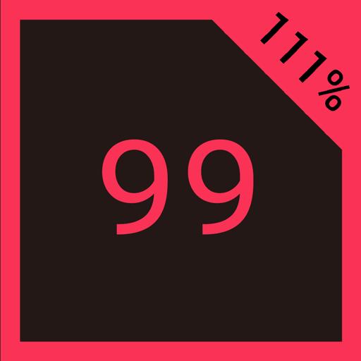 99TAN by 111%