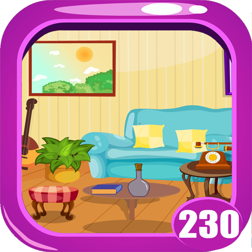 Cute Grandmother Rescue Game Kavi - 230