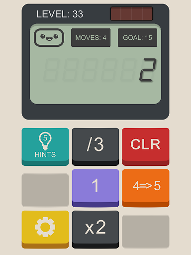 计算器:游戏