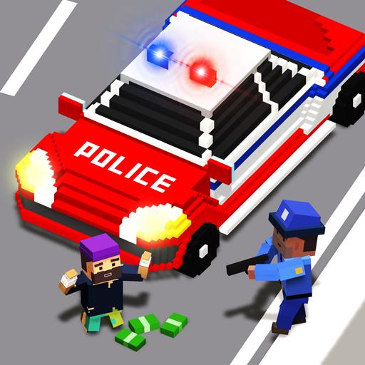 警察英雄救援:圣安地列斯流氓大队追逐