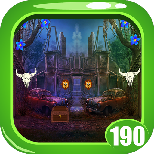 Jungle Temple Escape Game  Kavi - 190