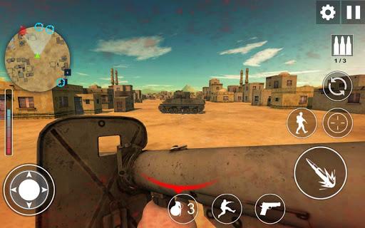 German WW2 Commando World War 2 FPS - 猫爪推荐好游戏