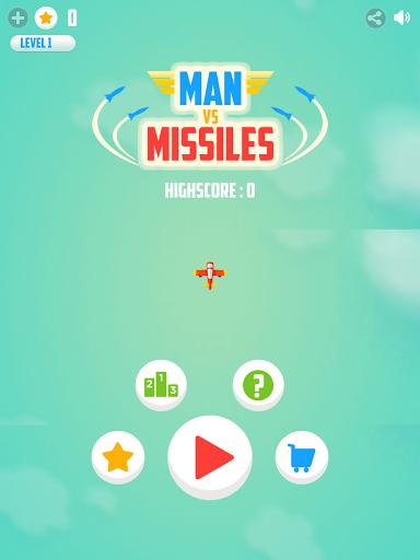 人类 Vs. 导弹