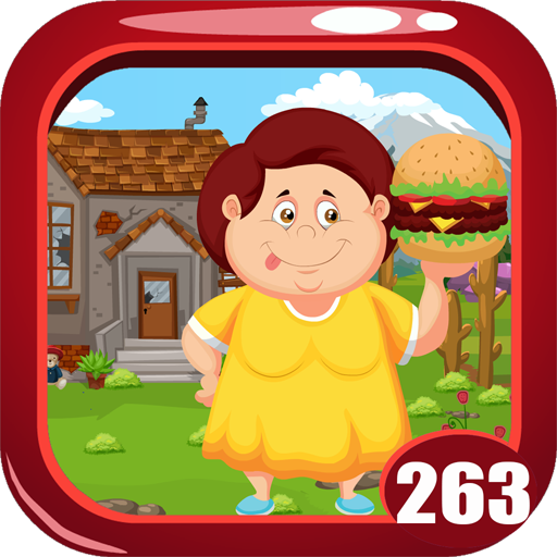 Fat Girl Rescue Game 263