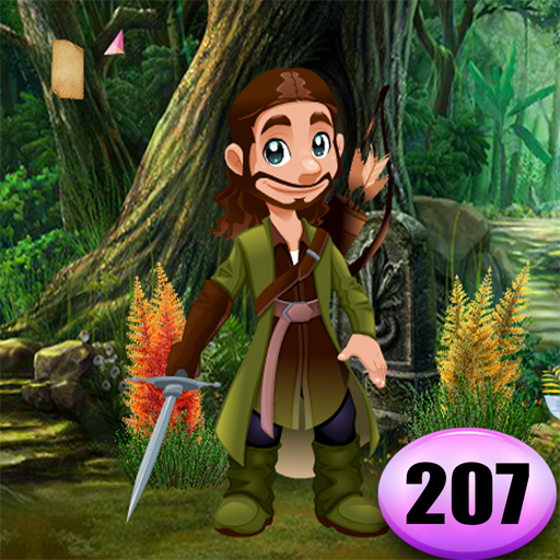 The Hunter Rescue 2 Game Best Escape Game 207
