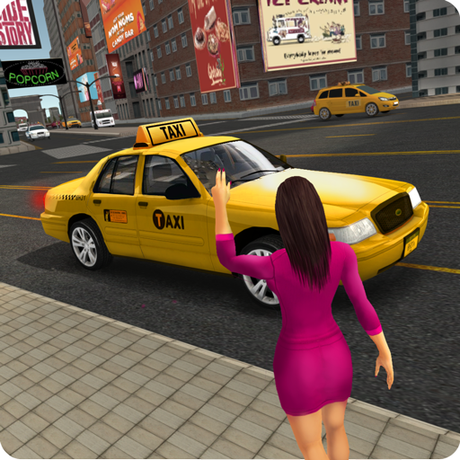 Township Taxi Game