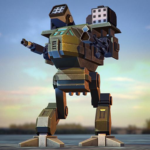 World Of Cartoon Robots
