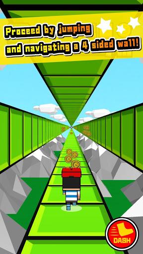Four Sided Wall Dash