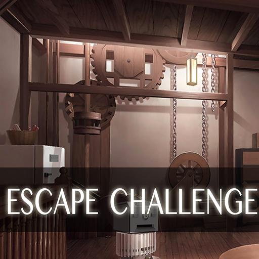逃出机械迷宫:密室逃脱类解谜游戏