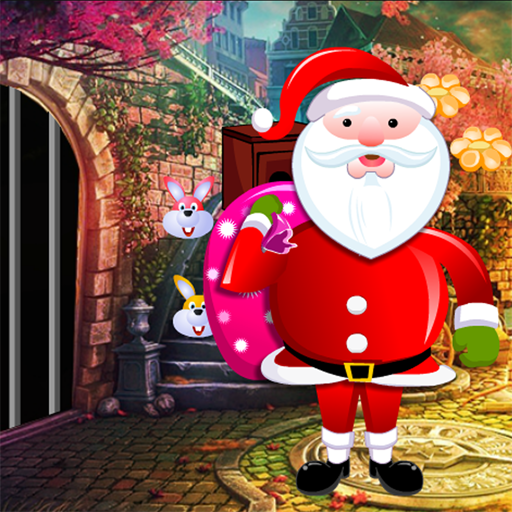 Santa Escape From Kidnappers Best Escape Game-284