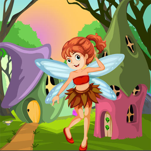 Fairy Girl Rescue Best Escape Game-295