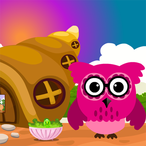 Pink Owl Rescue 3 Best Escape Game-298