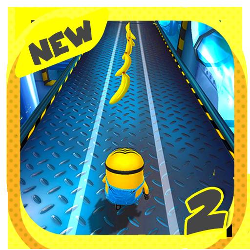 Banana Minion Despicable Rush: Temple 3D
