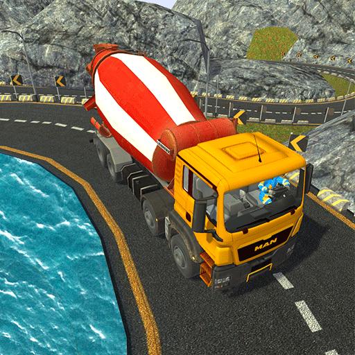 上山公路建设:道路建设模拟