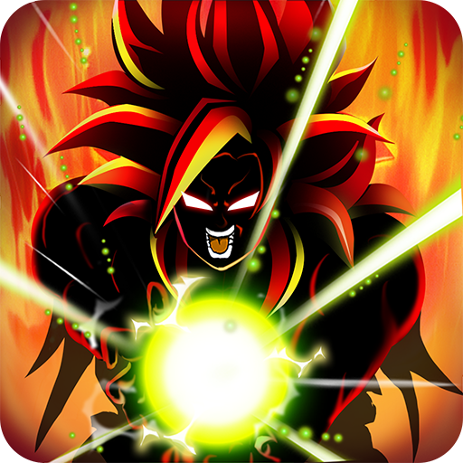 Dragon Battle Fight Hero Shadow
