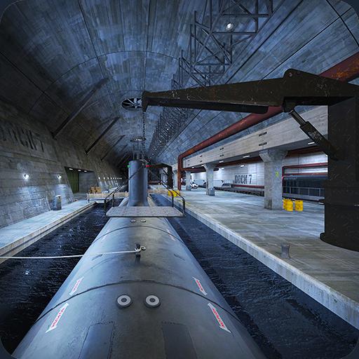 Can You Escape Submarine Dock