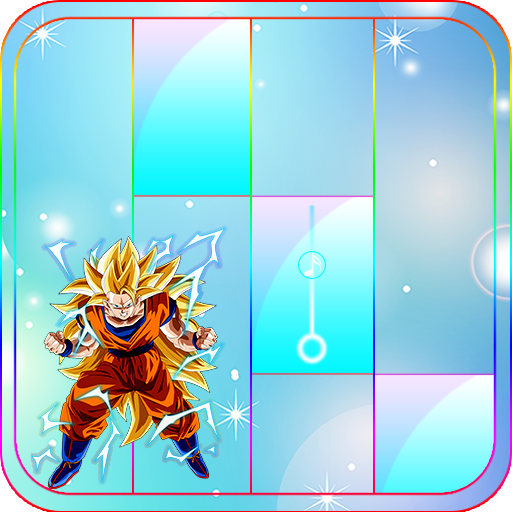 Dragonball Piano Tiles