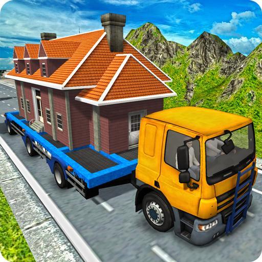 屋 捷运: 旧 屋 转运 卡车