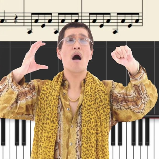 PPAP Piano Tiles 🖋️🍍🍎🖋️🎹