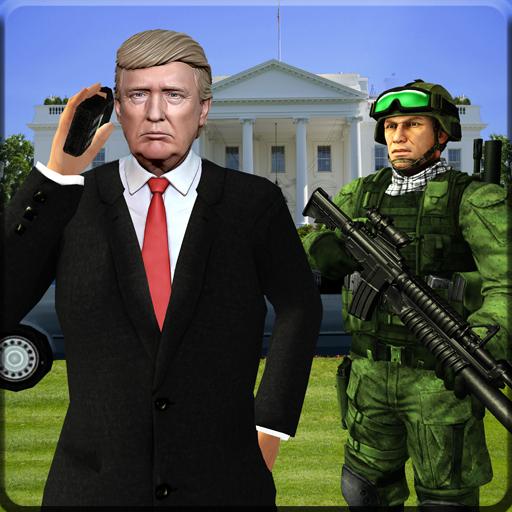 US President HiJack Survival Critical FPS Mission