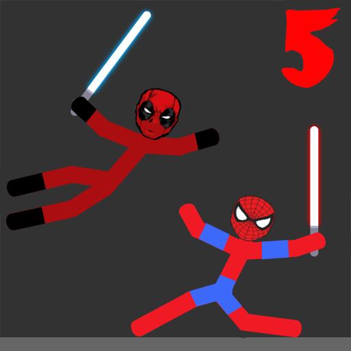 Stickman Warriors 4 - Heros Wars Battel