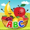 儿童英语学习游戏 - ABC水果市场