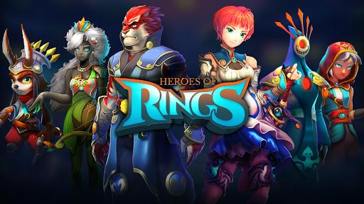 《英雄之戒》Heroes of Rings: Dragons War