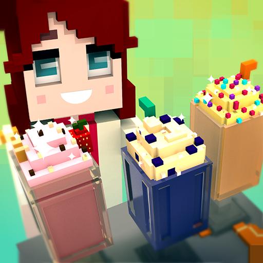奶昔世界:女孩的奶昔烹饪游戏