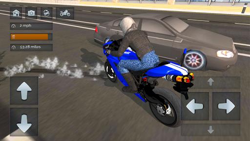 Offroad Bike Driving Simulator
