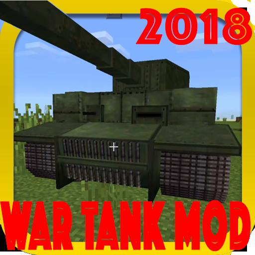 2018 War Tank MCPE Mod!
