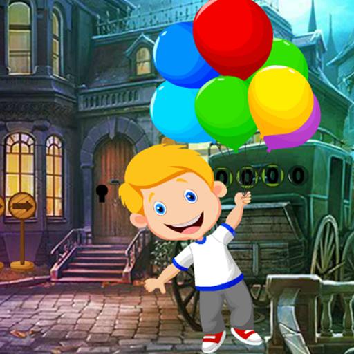 Cute Little Boy Escape Best Escape Game-369