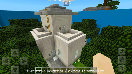 Find The Button Houses Edition map for MCPE pubg - 猫爪推荐