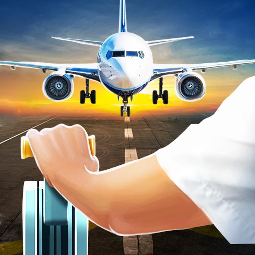 飞机飞:飞机的飞行员飞行模拟器