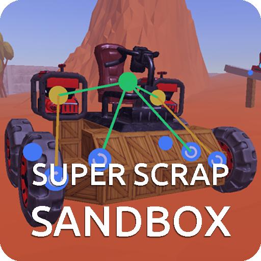 SSS: Super Scrap Sandbox