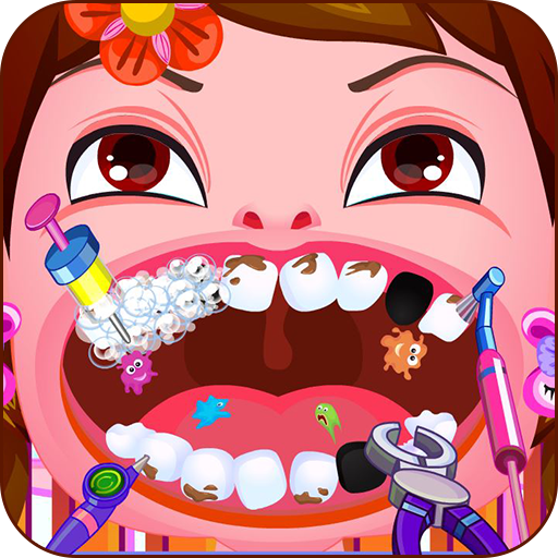 Little mania dentist game