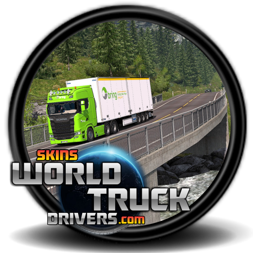 SKINS WORLD TRUCK DRIVERS
