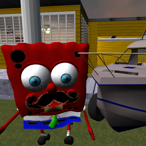 Hello Sponge Neighbor. Bob's Adventures 3D
