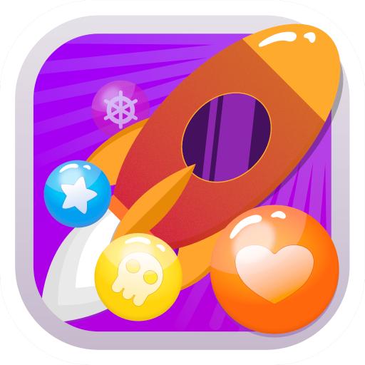 Bubble Shooter-#1 Bubble Blaster Shooter Game