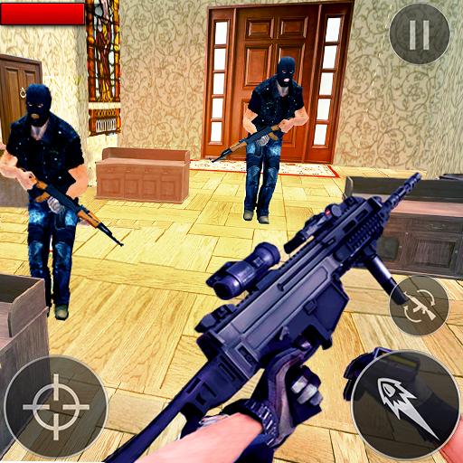狙击兵 射手 军队 计数器 3D