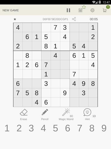 Sudoku - Classic puzzle