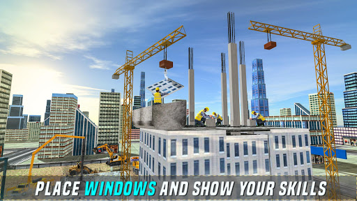 Skyscraper Construction: Tower Sim